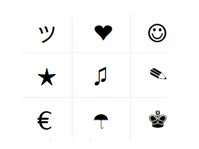 صورة رموز وزخارف , لا تبحث عن افضل من هذه الرموز والزخارف 5795 7