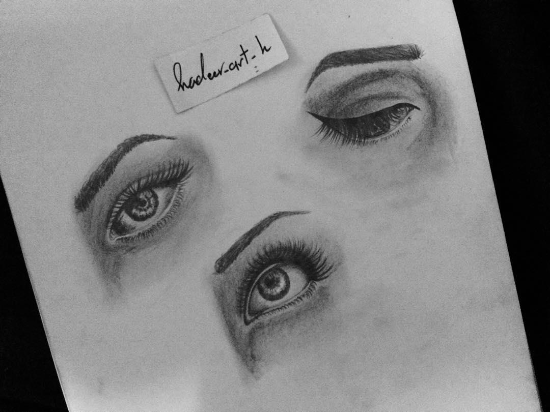 صورة رمزيات عيون , كل عين تحكى قصتها