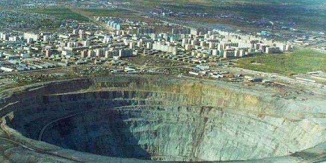 صور حفرة نهاية العالم , ظاهرة عجيبة حيرت العلماء