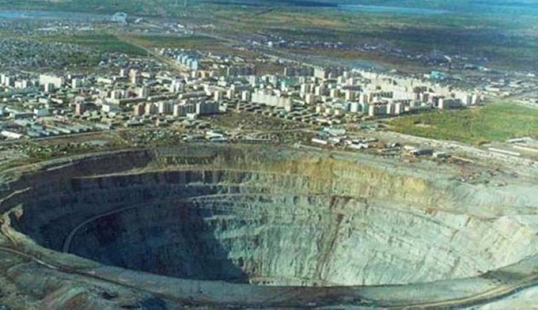 صورة حفرة نهاية العالم , ظاهرة عجيبة حيرت العلماء