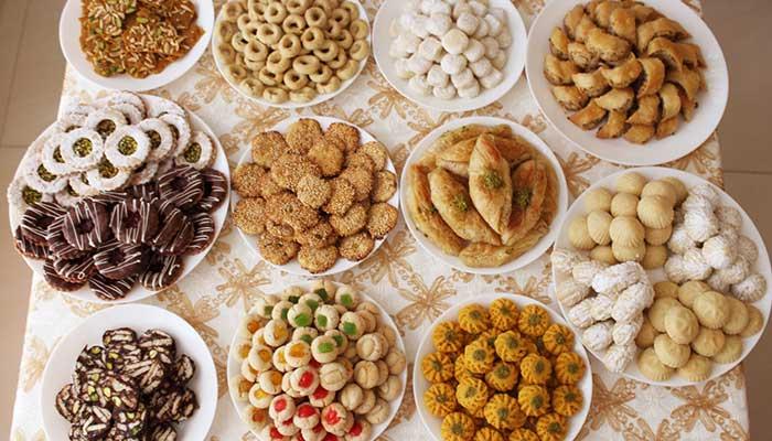 صورة طريقة عمل حلويات بسيطة في المنزل , اسهل طرق الحلويات في المنزل