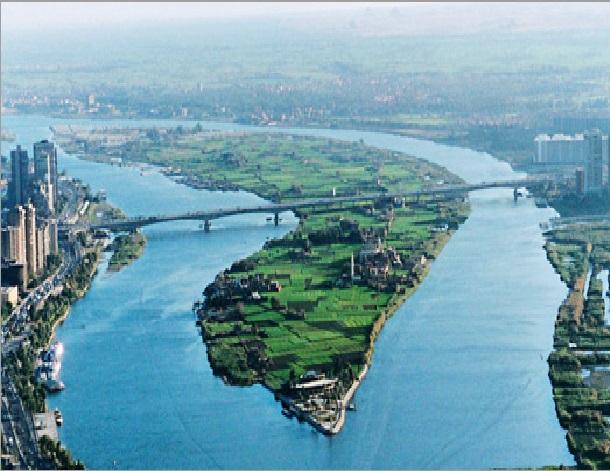 صورة اطول انهار العالم , ما هو اطول نهر في العالم 5322 1