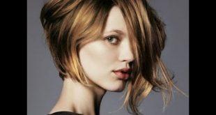 احدث قصات الشعر القصير , قصات رائعه للشعر القصير
