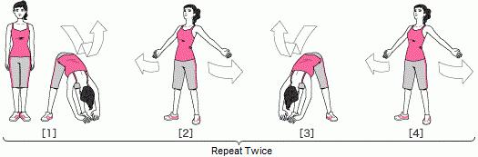 صورة تمارين لشد الجسم , التمارين اليوميه لجسم مشدود
