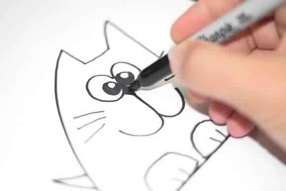 رسومات سهله وحلوه تعلم كيفية الرسم للمبتدئين كيف