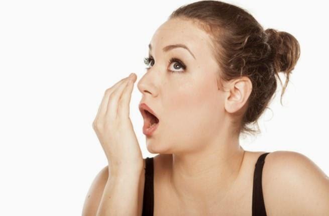 صورة علاج رائحة الفم الكريهة , رائحه الفم و علاجها