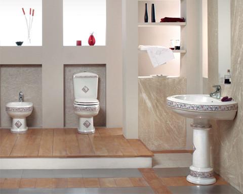 صورة اطقم حمامات , موضه اطقم الحمامات هذا العام