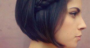 اجمل تسريحات الشعر القصير , موضه الشعر القصير