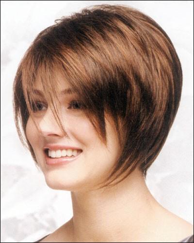 بالصور اجمل تسريحات الشعر القصير , موضه الشعر القصير