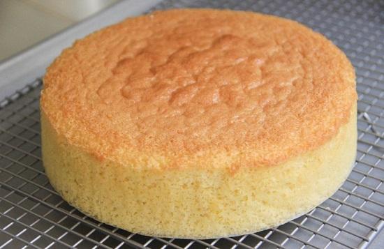 صورة طريقه عمل الكيكه الاسفنجيه , كيفيه عمل الكيكه الاسفنجيه
