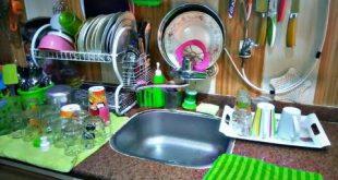 صوره تنظيف المطبخ , ما هى الطرق الصحيحه لتنظيف المطبخ