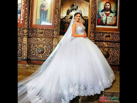 بالصور فساتين افراح , اختاري من بين هذه الفساتين الجميلة للافراح 100 2