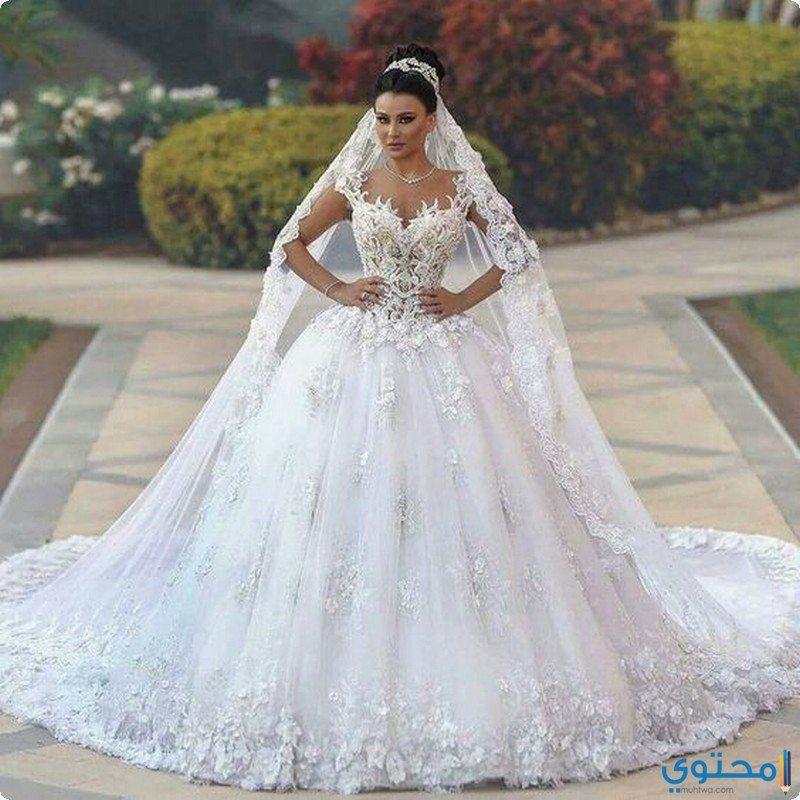 بالصور فساتين افراح , اختاري من بين هذه الفساتين الجميلة للافراح 100 4