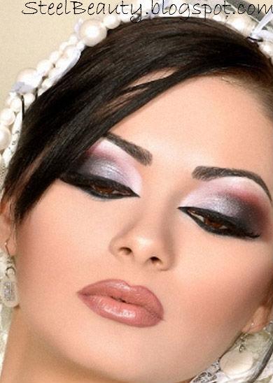 e69e1dfb44696 صور مكياج عروس  مكياج عراقي