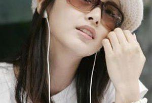 صورة بنات كوريات كيوت بالنظارات , اجمل البنات الكوريات