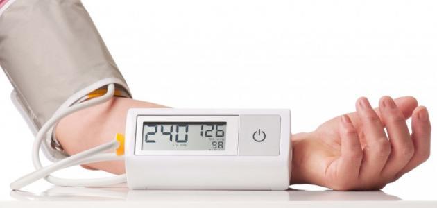 صورة اعراض ارتفاع ضغط الدم , ما هي اعراض ضغط الدم المرتفع