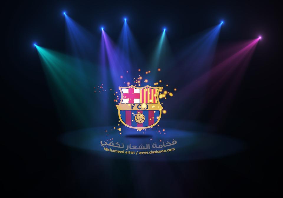 بالصور صور شعار برشلونة , اجدد صور شعار برشلونه 1378 5