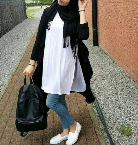 بالصور اشيك ملابس محجبات , موضات المحجبات ولا اروع 158 3