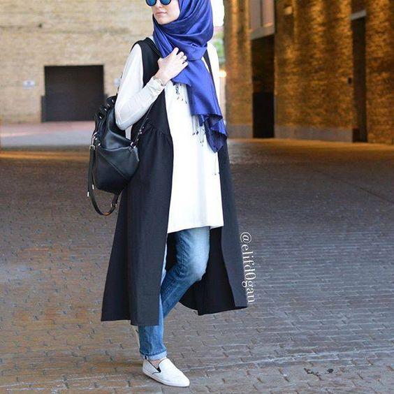 بالصور اشيك ملابس محجبات , موضات المحجبات ولا اروع 158 6