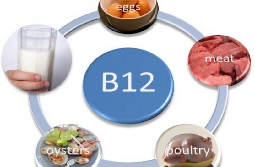 بالصور فيتامين b12 , سبب واعراض نقص فيتامين b12 في الجسم 168 1