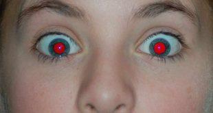 صوره العين الحمراء , صور عيون حمراء جدا