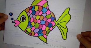 صوره رسومات بسيطة , اشكال ورسوم اطفال صغيره وسهله
