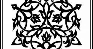 صوره زخارف اسلامية , اجمل صور لفن الزخرفه الاسلامي