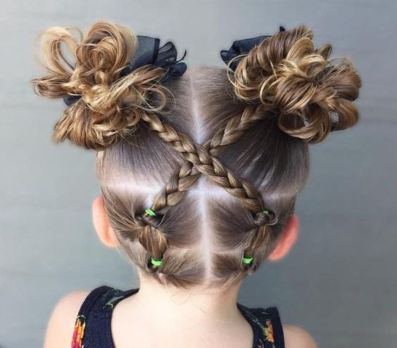 صورة تساريح اطفال , قصات شعر اطفال