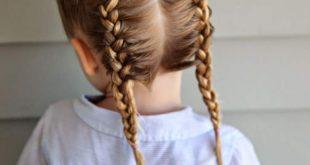 بالصور تسريحات شعر للاطفال , اجمل تسريحات اطفال