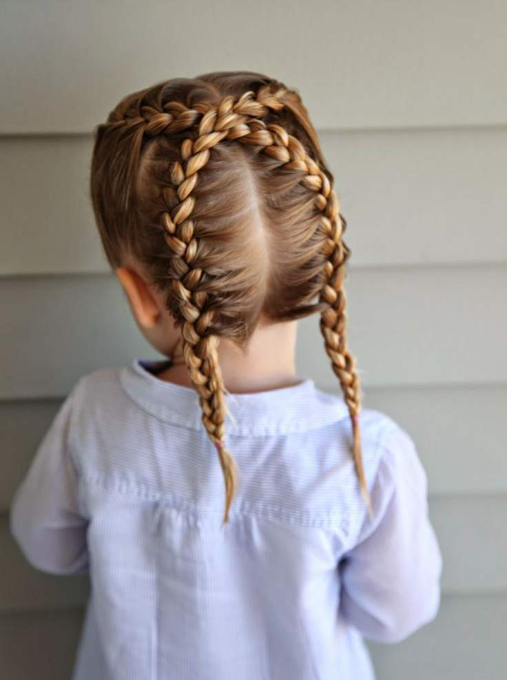 بالصور تسريحات شعر للاطفال اجمل تسريحات اطفال كيف
