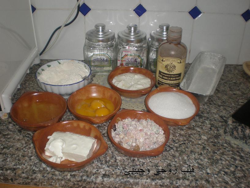 صورة طريقة عمل الكيكة الاسفنجية بالصور , خطوات عمل الكيك مصوره