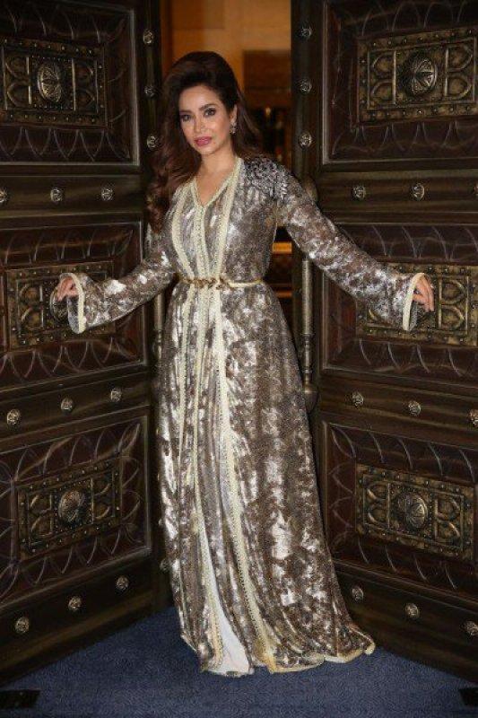 بالصور صور قفطان مغربي , اللباس المغربى التقليدى 3964 5