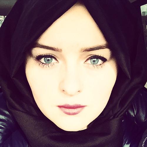 صورة اجمل بنات محجبات بدون مكياج , صور بنات محجبه ورقيقه