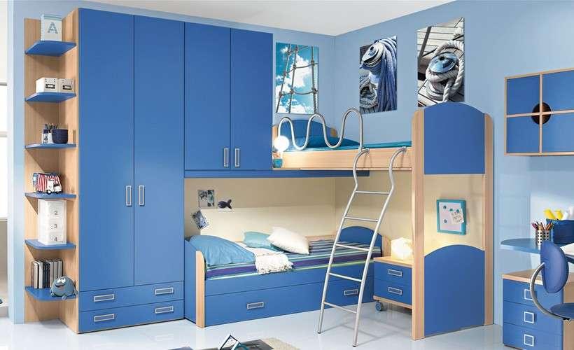 صوره غرف اطفال مودرن , احدث غرف مودرن للاطفال