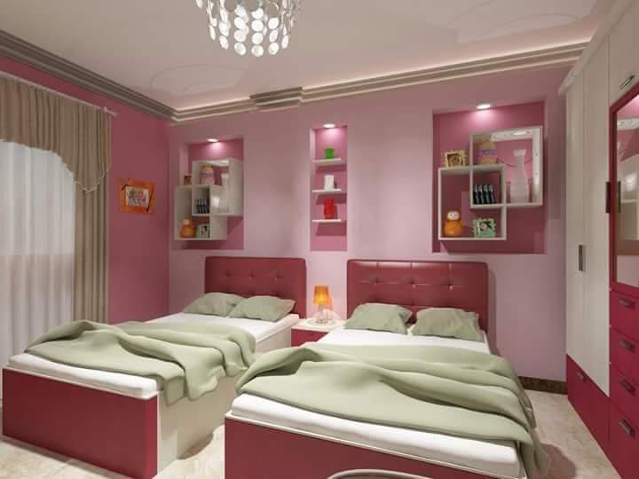 بالصور غرف اطفال مودرن , احدث غرف مودرن للاطفال 4060 21