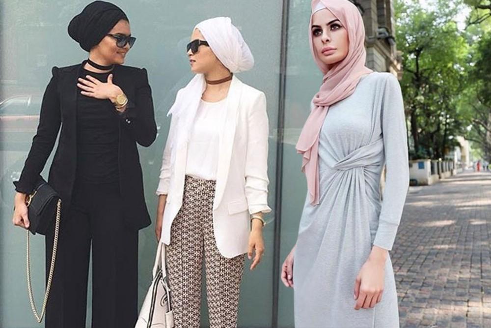 بالصور تنسيق الملابس للمحجبات , اختيار الملابس وتنسيقها للمحجبات 4075 11