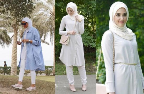 بالصور تنسيق الملابس للمحجبات , اختيار الملابس وتنسيقها للمحجبات 4075 12