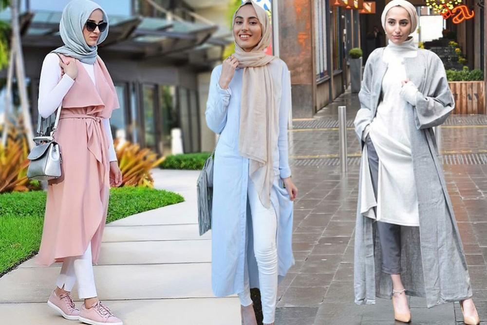 بالصور تنسيق الملابس للمحجبات , اختيار الملابس وتنسيقها للمحجبات 4075