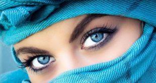 صوره عيون زرقاء , صور لاجمل عيون زرقاء