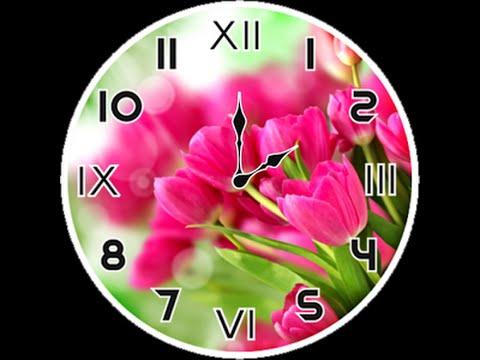 ساعة عقارب للموبايل أندرويد