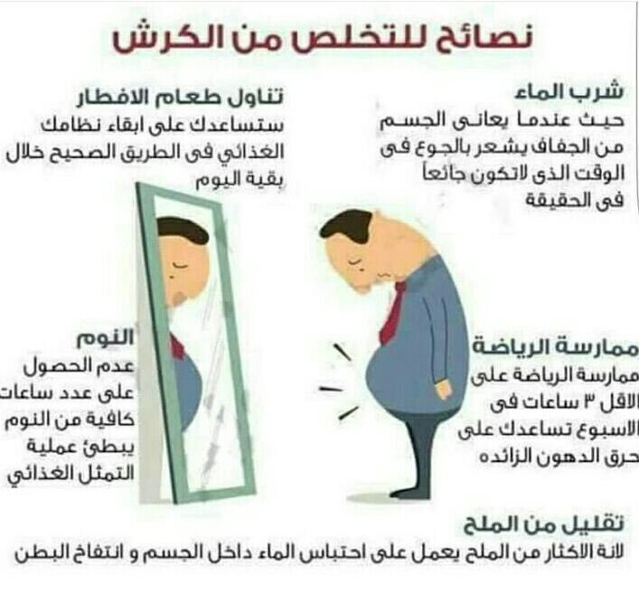 صورة وصفات للتخلص من الكرش , الكرش وخطورته علي الصحه