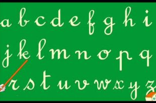 صورة حروف اللغة الفرنسية , تعلم حروف اللغه الفرنسيه