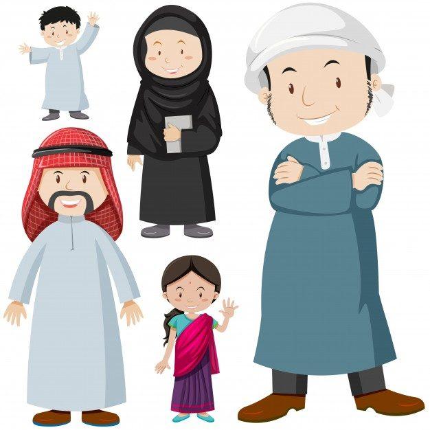 صورة كرتون اسلامى بدون موسيقى , اجمل كرتون للاطفال بدون اغانى