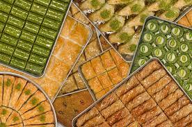 بالصور حلويات شامية , صوراجمل واطعم الحلويات السوريه 4834 2