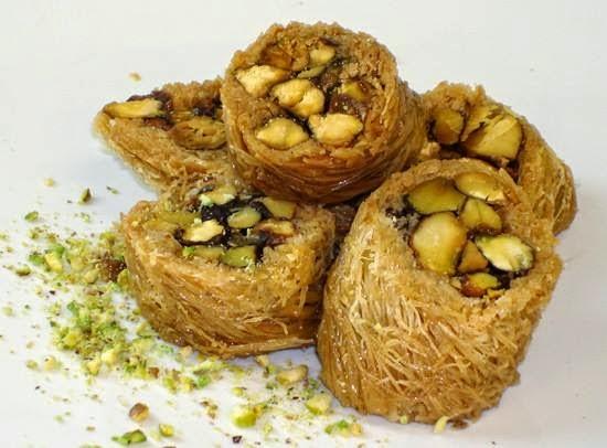بالصور حلويات شامية , صوراجمل واطعم الحلويات السوريه 4834 5