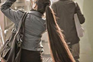 صورة اطول شعر في العالم , اطول سيدات تمتلك شعر