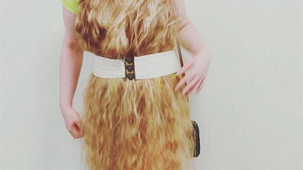 صورة اطول شعر في العالم , اطول سيدات تمتلك شعر 4952 16