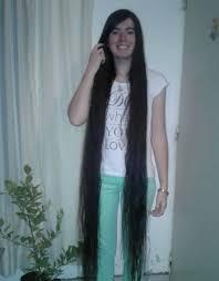صورة اطول شعر في العالم , اطول سيدات تمتلك شعر 4952 3