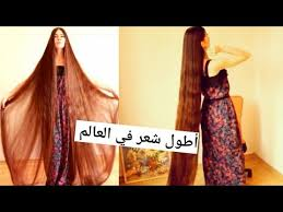صورة اطول شعر في العالم , اطول سيدات تمتلك شعر 4952 7