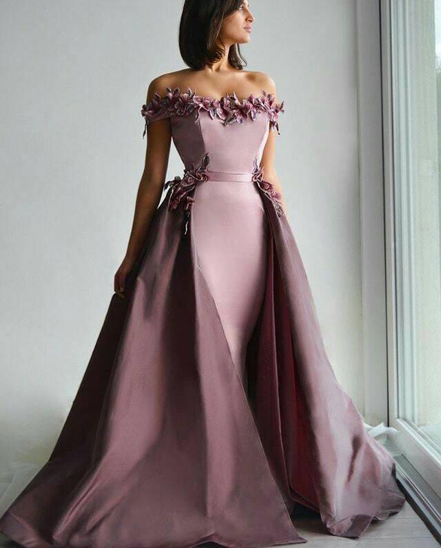 بالصور فستان سواريه , احدث صور الفساتين السواريه 5282